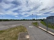 Empty Exeter Airport