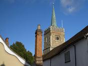 Nayland church