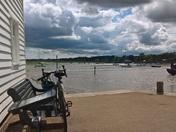 beside the tide mill Woodbridge