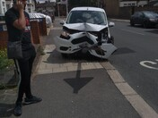 Another accident in Perth road
