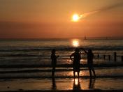 Heatwave Sunset