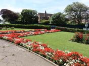 Sheringham's gardens.