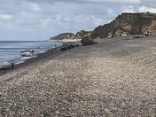 Wonderful Weybourne beach