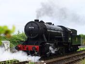 90775 The Royal Norfolk Regiment Steam Locomotive