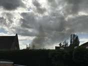 Gamlingay Factory Fire